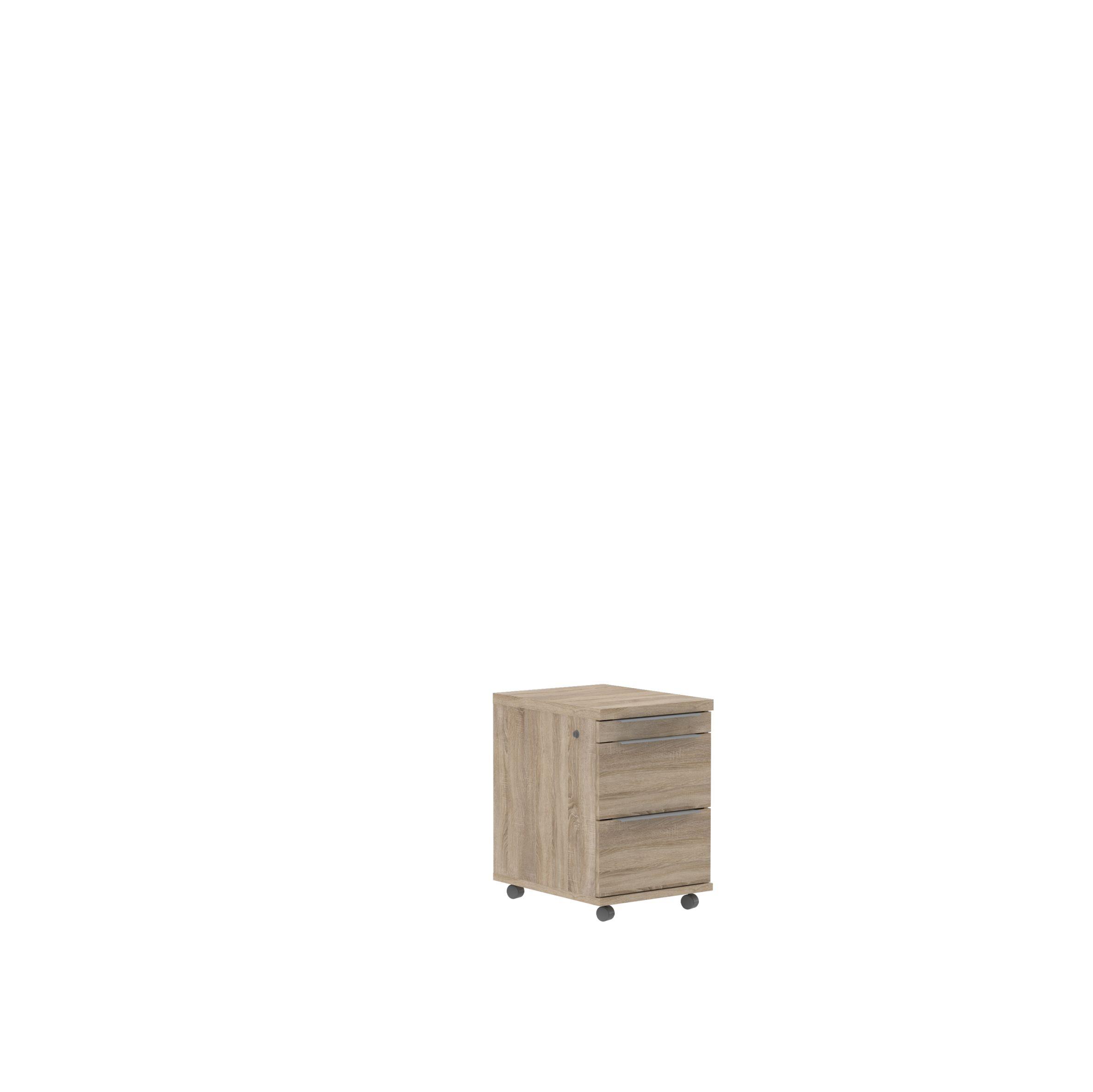 Arbeitszimmer rollcontainer calpe schreibtisch for Schreibtisch unterschrank
