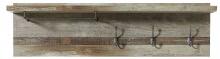 Garderobenpaneel horizontal Bonanza von Innostyle Driftwood Vintagelook Dekor