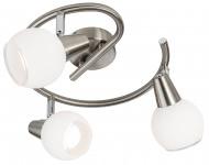 Nino Leuchten 3 flg LED Spotlampe Dasha