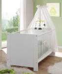 Kinderbett Olivia von Trendteam Weiß