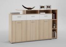 COMIDA 2 Sideboard Esche/Weiss
