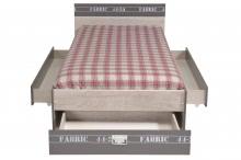 Stauraum Bett Fabric12