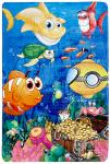 100x150 Teppich My Fairy Tale Kids 638 von Obsession under the sea