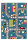 120x170 Teppich Australia - Mackay Kids Street von Lalee