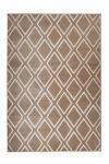 120x170   Teppich Monroe 300 Taupe von Arte Espina