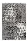 80x150 Teppich Iglesia 100 Grau von Arte Espina