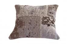 45x45 Kissen Matrix Pillow 110 Beige / Braun von Kayoom
