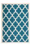 80x150 Teppich Manolya 2097 Türkis von Kayoom