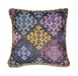 45x45 Kissen Solitaire Pillow 110 Multi von Kayoom
