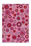 80x150 Teppich Move 4484 Flowers von Arte Espina Rosa