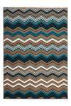 80x150 Teppich Now! 900 Multi / Braun von Kayoom