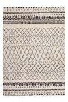 80x150 Teppich Algeria - Annaba Elfenbein von Lalee