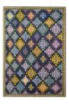 80x150 Teppich Solitaire 110 Multi  von Kayoom