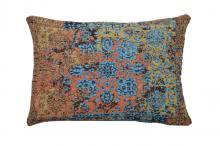 40x60 Kissen Solitaire Pillow 610 Multi von Kayoom