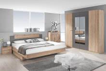 Schlafzimmer 4-tlg Borba von Rauch Packs