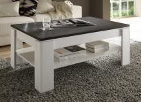 Couchtisch Universal von Trendteam Anderson White Pine Touchwood/Pinie Weiß Struktur