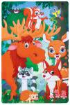 100x150 Teppich My Fairy Tale Kids 635 von Obsession forest