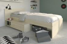 baby und kinderbetten. Black Bedroom Furniture Sets. Home Design Ideas