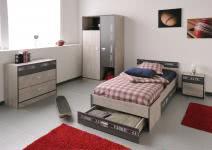 Jugendzimmer Set Fabric3