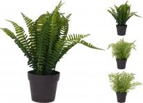 Mini Palme Kunstpflanze im Topf 28 cm von Koopman