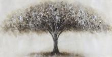 Original NESTO 40x80 cm Motiv: Tree II von Spiegelprofi