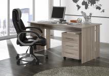 Schreibtisch ca 120x75 von Intra direct Sonoma Eiche