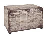Sitztruhe 30786 von HAKU Vintage