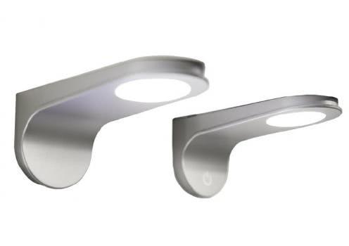 LED-Unterbau-/Wandleuchte 2er von Nino Weiss