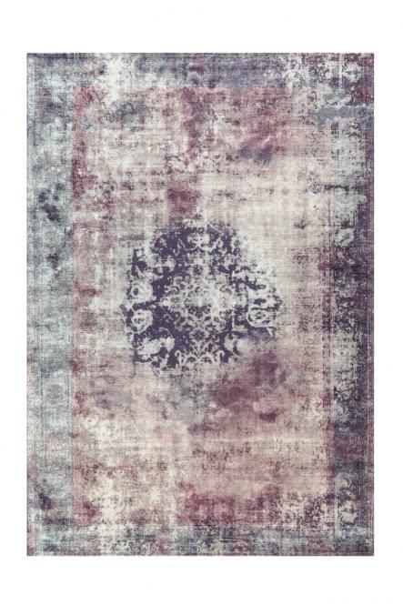 140x200 Teppich Vintage 8403 von Arte Espina Anthrazit | Heimtextilien > Teppiche > Sonstige-Teppiche | wohnorama DE