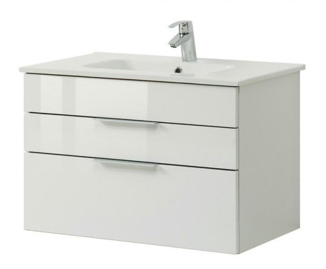 Waschtisch 80 Ravello von Held Möbel Weiß