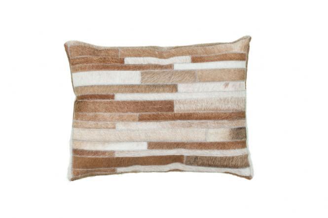 40x60 Kissen Lavish Pillow 110 Creme von Kayoom