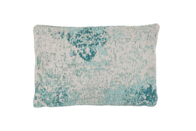 40x60 Kissen Nostalgia Pillow 275 Türkis von Kayoom