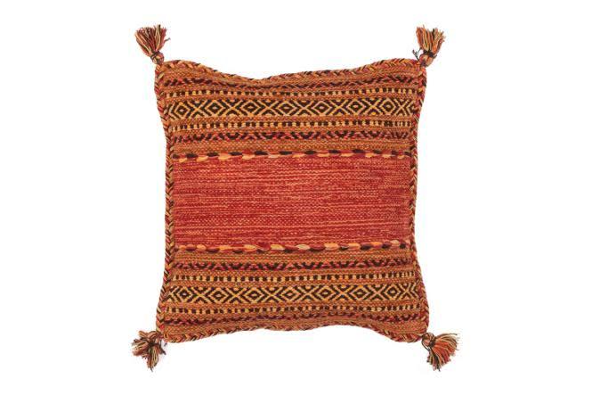 45x45 Kissen Alhambra Pillow 335 Terra von Kayoom