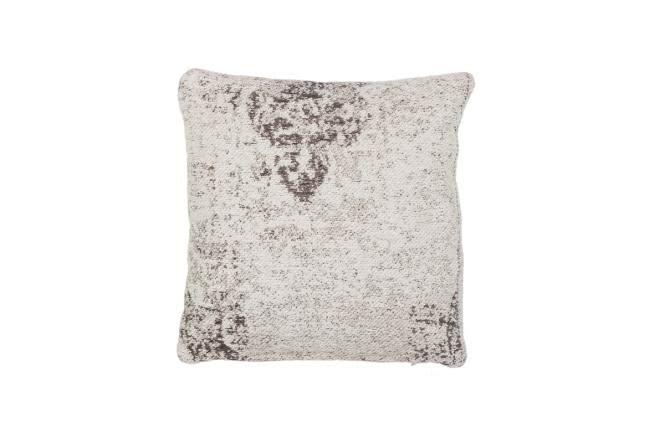 45x45 Kissen Nostalgia Pillow 275 Anthrazit von Kayoom