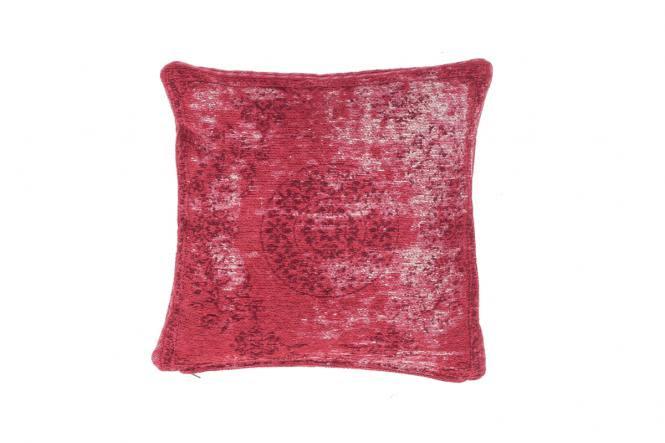 45x45 Kissen Nostalgia Pillow 385 Rot von Kayoom