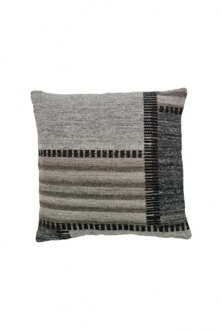 45x45 Kissen Phoenix Pillow 112 Natur / Creme von Kayoom
