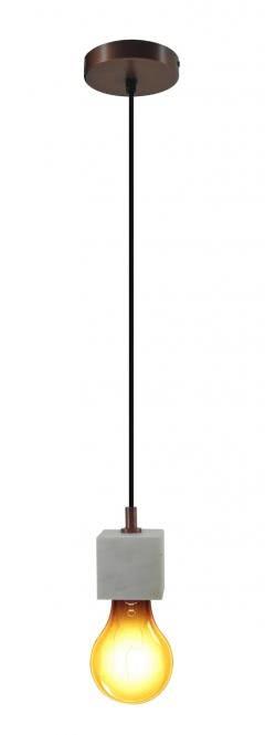 Hängelampe Sigma III Weiß von Kayoom