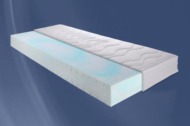 80x200 orthopädische medizinische Matratze LLQ® Clean Comfort - H3