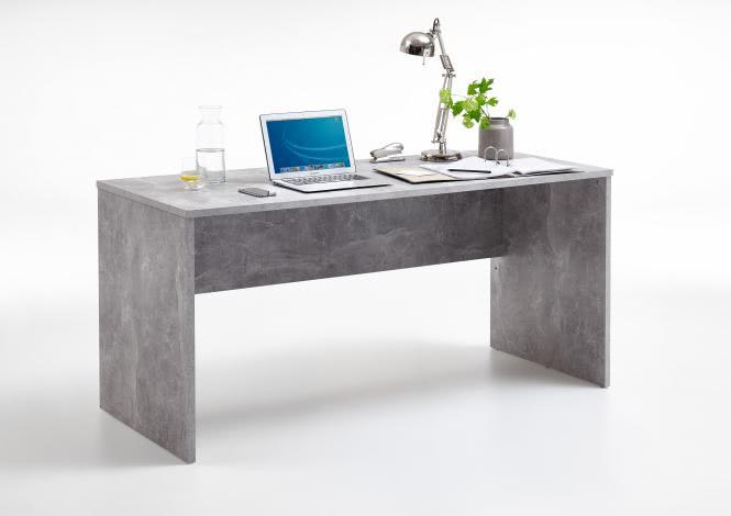 BRICK 1 Schreibtisch von FMD Beton