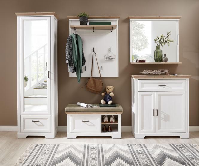 Rabatt Preisvergleichde Home24 Garderobenset Jasmund I 5