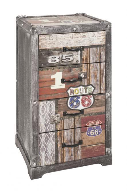 Kommode 27959 von HAKU Vintage