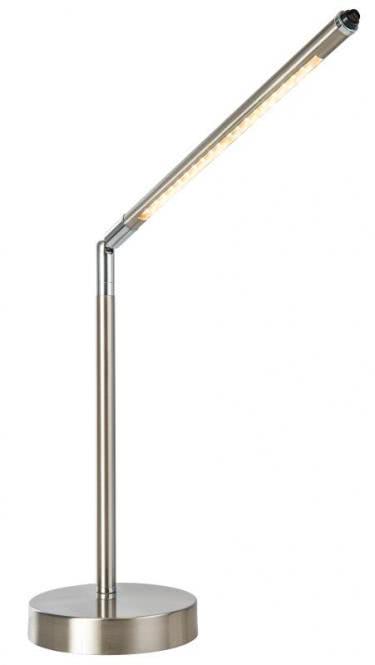 LED Tischleuchte STILO von Nino Nickel matt