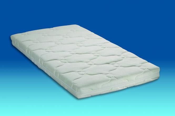 70x140 Kinderbett-Matratze Malie Plus Benjamin mit Trittkante