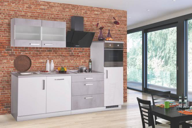 Küchenblock 270 cm breit MARA II von Menke Möbe...