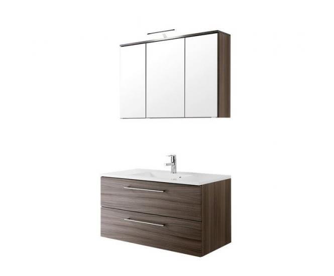 woodford h ngeelement dias holzfarben ma e cm b 94 h 105 t 39 kommoden sideboards. Black Bedroom Furniture Sets. Home Design Ideas