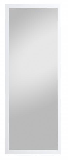 Rahmenspiegel Kathi 66x166 cm Weiß glanz