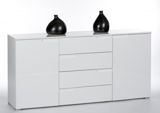 Sideboard 8 Spice Weiß