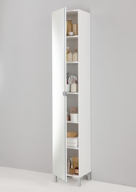 TARRAGONA 1 Badezimmerschrank von FMD Weiss