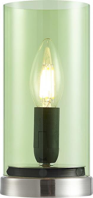 Tischleuchte 1-flg LAIK von Nino Nickel / Glas grün