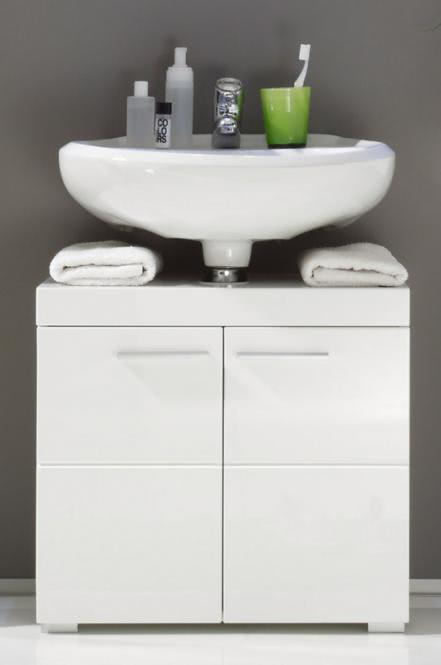 Waschbeckenunterschrank AMANDA von Trendteam Weiss